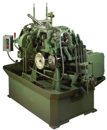 Davenport Chucker, 5-Spindle Chucking Machine, distributed by ISMS