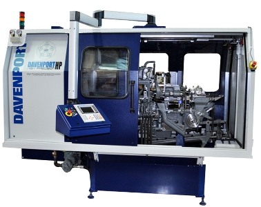 Davenport HP - The World's Fastest Screw Machine