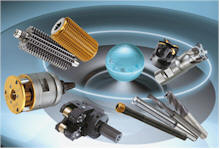 LMT Fette thread rolling systems & precision cutting tools distributed by ISMS: die heads, rolls, taps & more.
