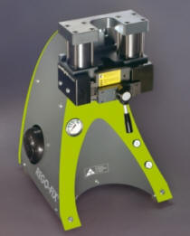 REGO-FIX powRgrip - PGU 9000 Automatic Clamping Unit Shown