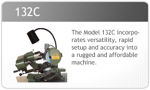 Rush Machinery Model 132c