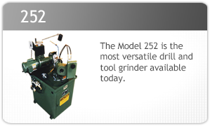 Rush Machinery Model 252